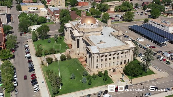 Pueblo County Courthouse, Pueblo, Colorado, USA
