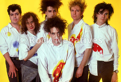 The Cure Portrait Session