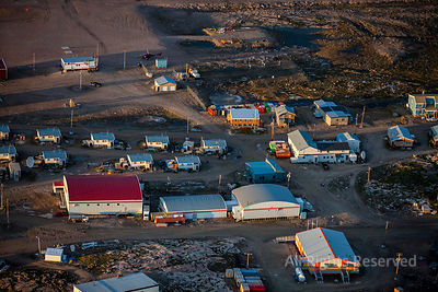 Canada Far North. Village of Repulse Bay Nunavut