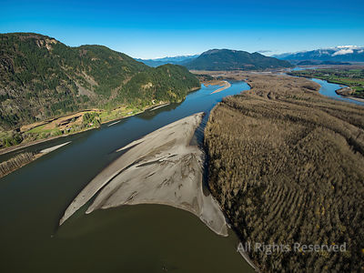 Fraser River North of Chilliwack