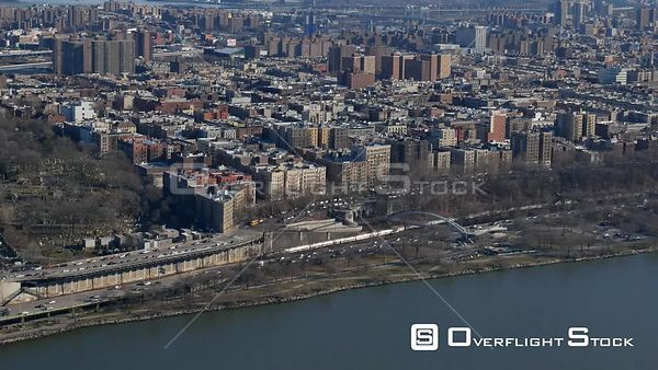 Upper Manhattan Harlem New York City