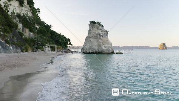 Te WhanganuiAHei (Cathedral Cove) Marine Reserve is in the southern part of Mercury Bay on the Coromandel Peninsula in New Ze...