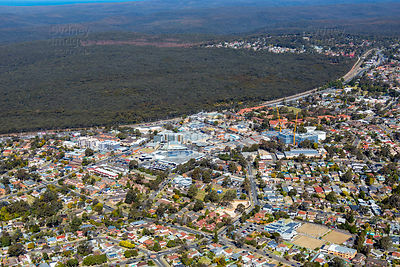 Engadine Aerial Photography