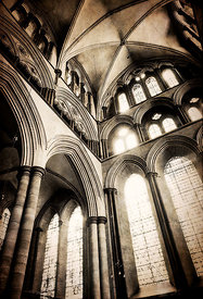 Light in a Cathedral