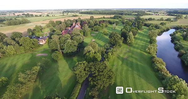 Country House at Aldwalk Manor Golf York Countryside UK