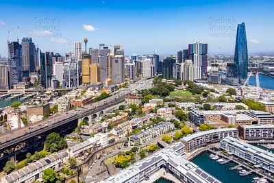 The Rocks and Sydney CBD