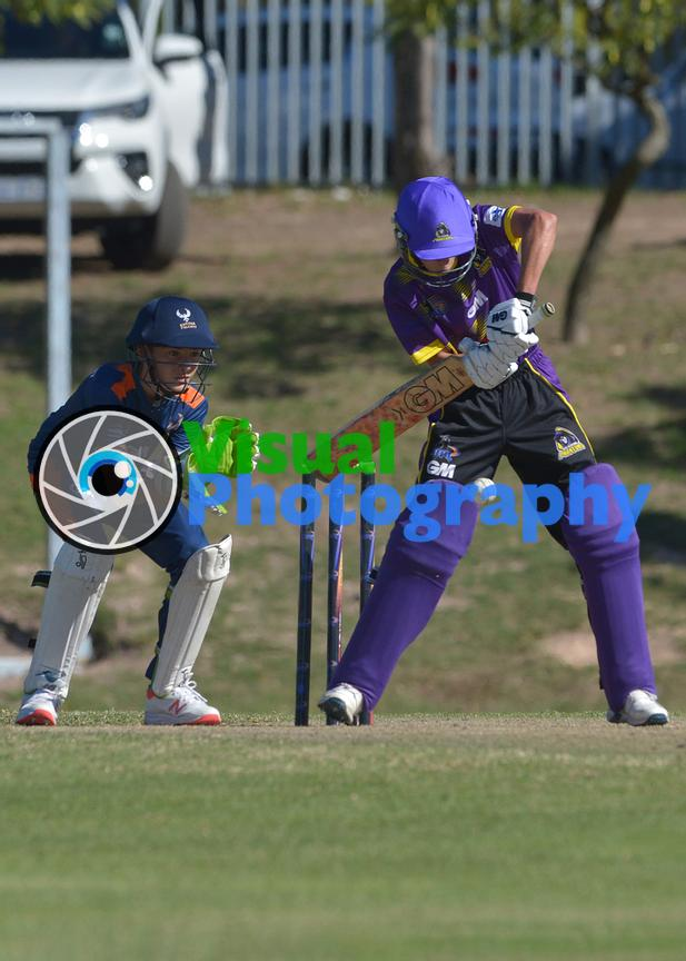 Cricket - 2021- CPL-  Falcons - Vs - Phantoms - Durbanville cricket club