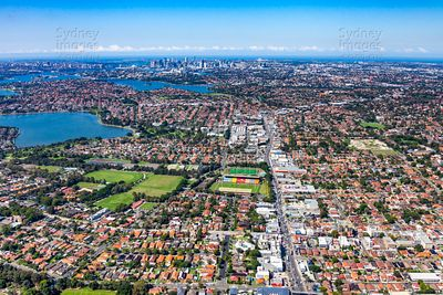 Concord and Burwood to Sydney City