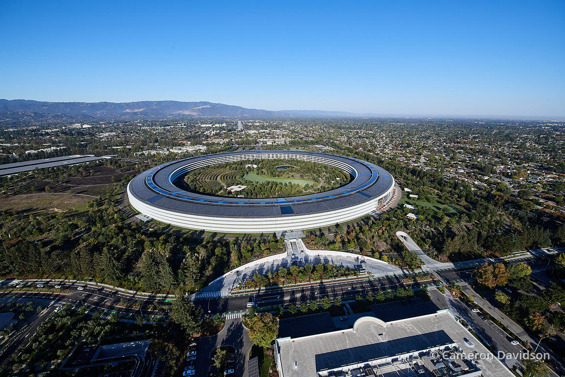 Apple Park, Cupertino, California