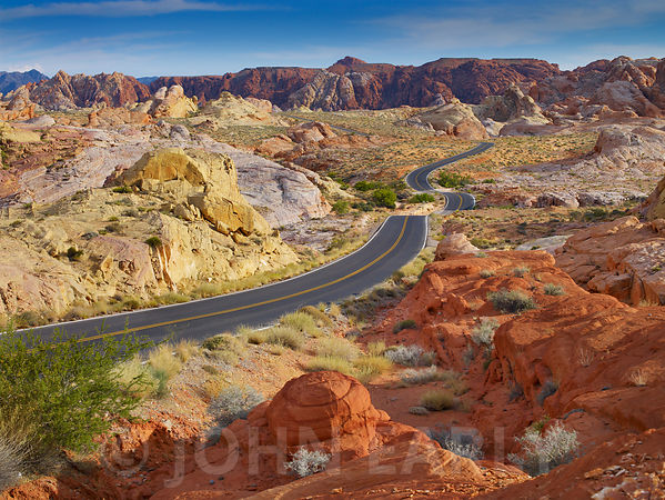 Valley of Fire Road #3