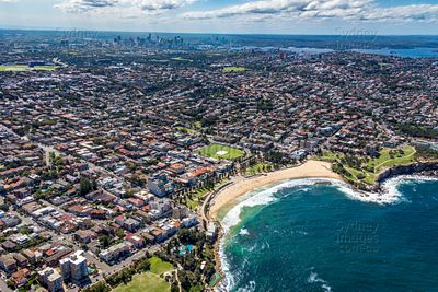 Coogee Aerial Photography