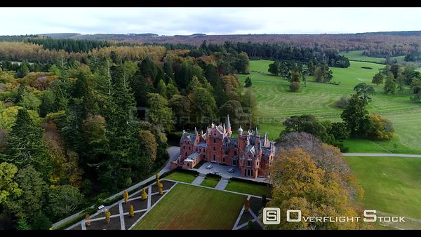 Aldourie Castle Estate Scotland