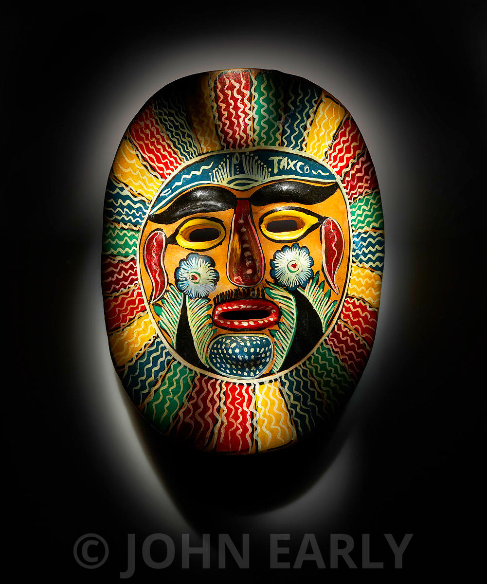 Mexican Decorative Mask