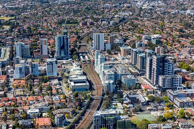 Burwood Aerial Photography