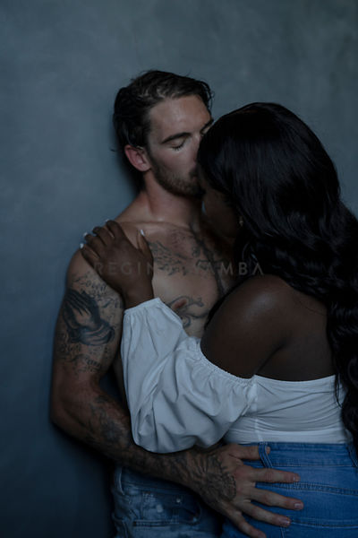 J&C: Casual Interracial