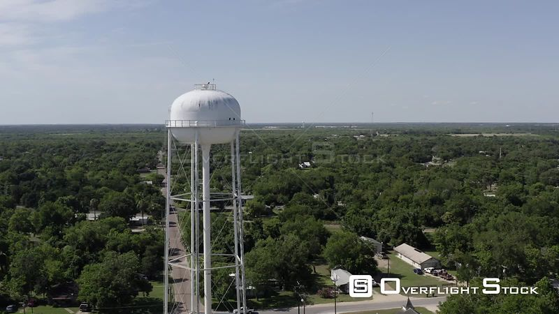 Water Tower Cuero Texas