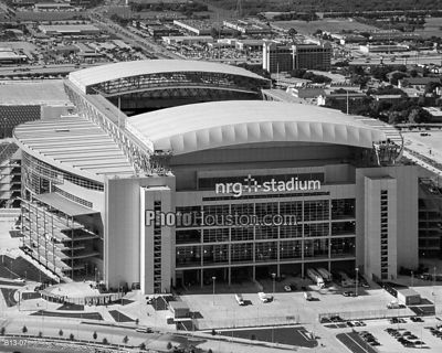 Reliant NRG Stadium aerial photos