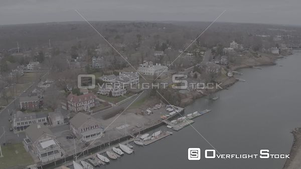 Drone Video Fairfield Connecticut - V-Log